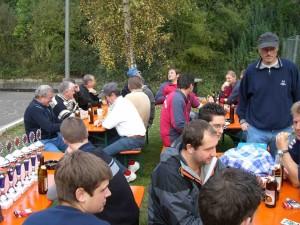 Dorfmeisterschaft Stockschützen 2005