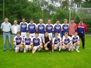 Aufstieg 2. Mannschaft 2005