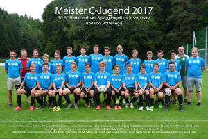 C-Jugendmeister 2017
