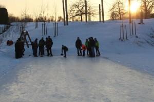 Eisstockschießen 2017
