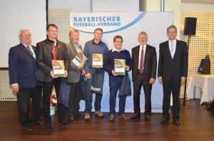 Gunter Schmid DFB-Sonderpreis 2016