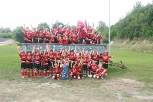 Audi Fußballschule 2016 F-Jugend