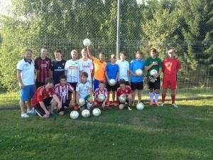 Ballspende 2012 Ruhland