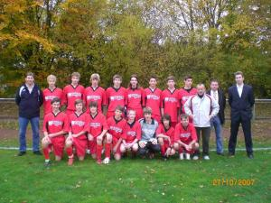 B-Jugend 2007