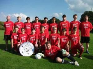 C-Jugend Meister 2013