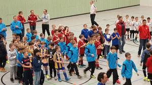 E-Jugend 2018 Hallenturniere Rohrbach und Geisenfeld