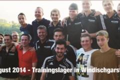Trainingslager Sommer 2014